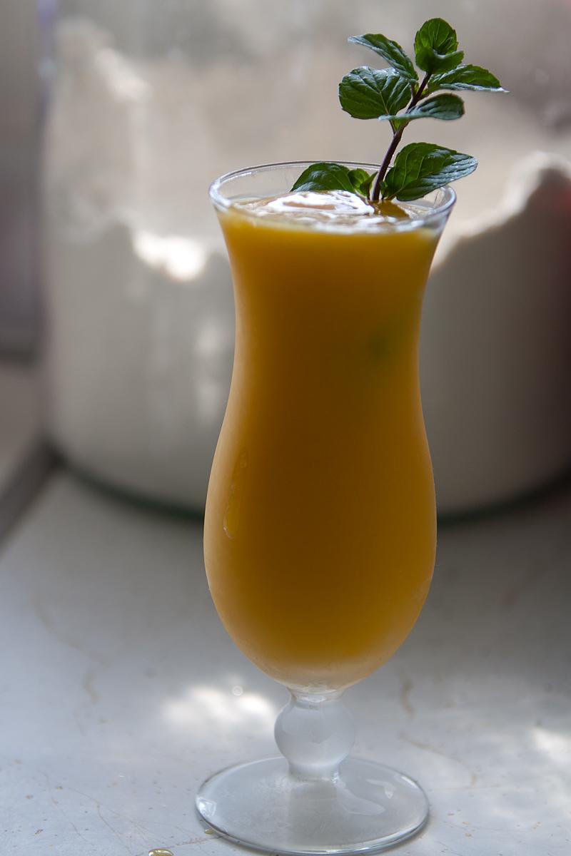 Mango Daiquiris Recipe — Dishmaps