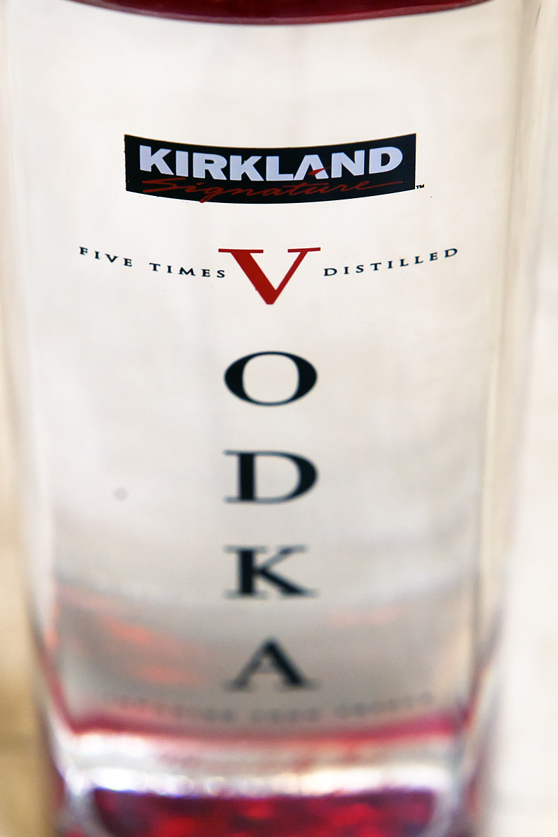 Review: Kirkland Signature Vodka (or, Is It Or Is It Not Grey Goose